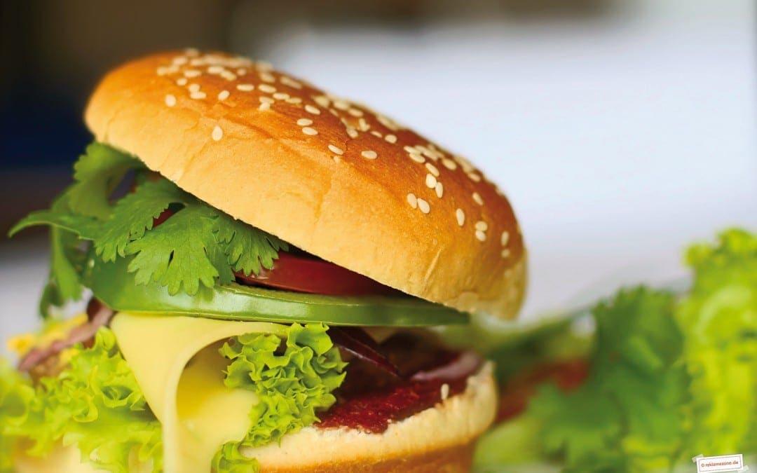 Burger einfach und schnell
