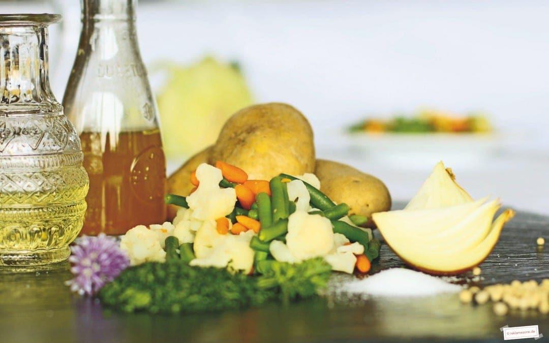 Gemüsesuppe einfach und schnell