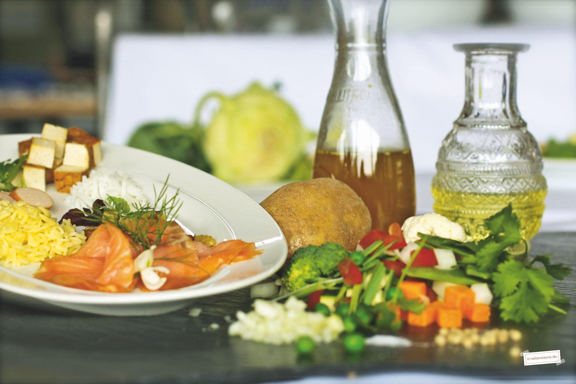 Gemüsesuppe mit i-Tüpfelchen - Foto: reklamezone.de