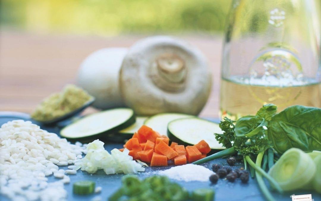 Reisgerichte, Gemüserisotto