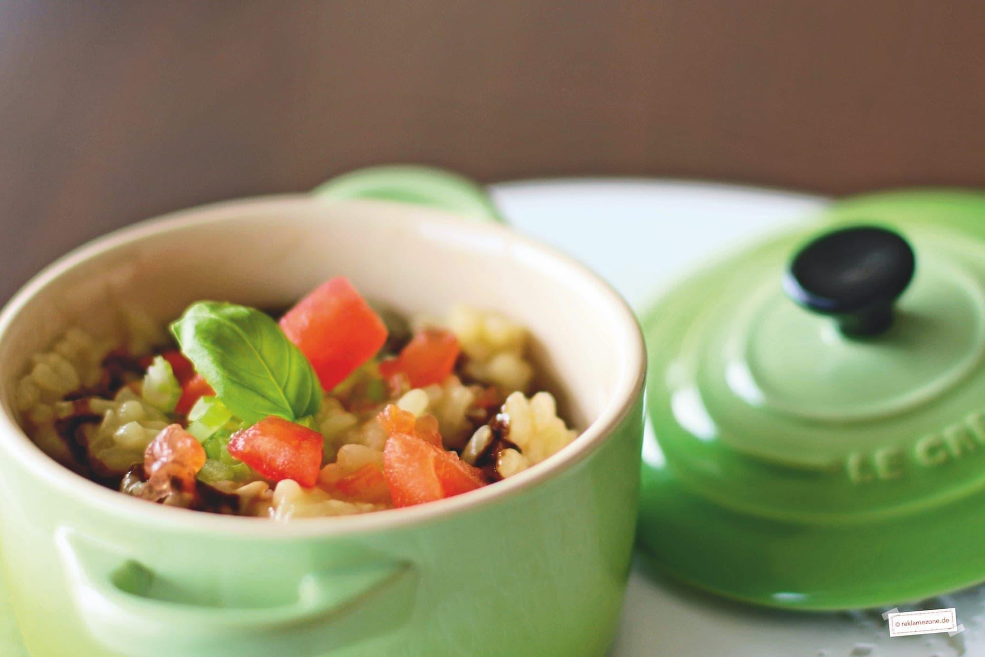 Reisgerichte, Gemüserisotto - Foto: reklamezone.de