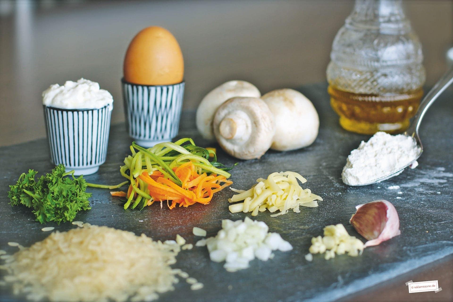 Reisgerichte, Reisfrikadellen - Foto: reklamezone.de
