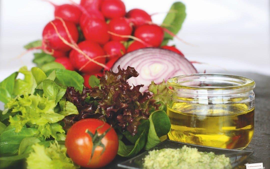 Salatdressing einfach und schnell